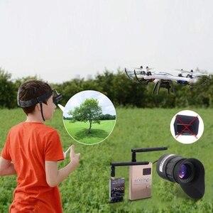 Image 2 - V770 0.39 Pollici 800X600 Oled Visualizzatore Lente 21 Millimetri Oculari Testa Della Telecamera Montabile Casco Visione Notturna Dvr Telecamere