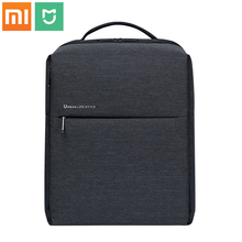 original Xiaomi Backpack Mi Minimalist Urban Life Style Polyester Backpacks for School Business Travel Mens Bag Large Capacity
