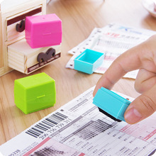 Seal-Roller Confidential-Seal Security Stamp 1pcs Code Theft-Protect Messy Portable