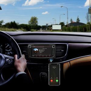 Image 4 - DSP مشغل وسائط متعددة دي في دي للسيارة يعمل بنظام أندرويد 10 مع Din رقم 2 مع نظام تحديد المواقع لسيارات فورد فوكس 2 ومونديو جالاكسي S Max وواي فاي مع وحدة 4G + 64G