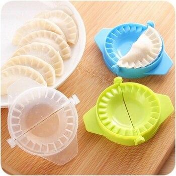 Kreatywne plastikowe przenośne klipsy do pierogów 1PC Mini pierogi narzędzia przybory kuchenne domowe narzędzia kuchenne gadżety