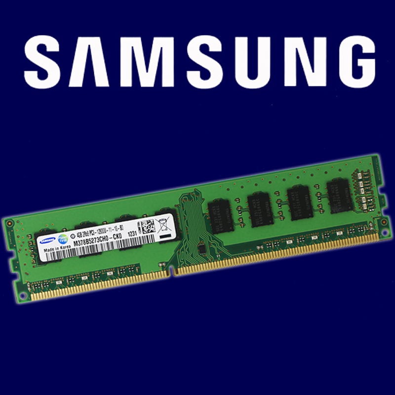Samsung PC Memory RAM Memoria Module Computer Desktop 2GB 4GB DDR3 DDR2 PC3 10600 12800 1333MHZ 1600MHZ 2G 4G 1333 1600 RAM 8gb