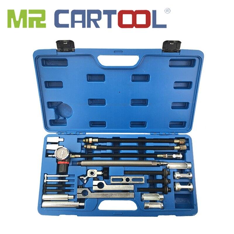 MR CARTOOL Universal Valve Spring Compressor Engine Cylinder Head Remover Installer Tool For Mercedes-Benz BMW Volvo Toyota Ford