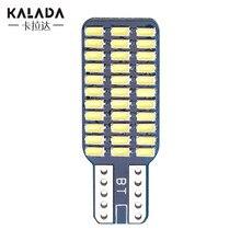 Canbus luz de led para carro, sem erro, t10 w5w, branco quente, iceblue, cor, lâmpada, lâmpada para porta, lâmpada da matrícula para carro 12v