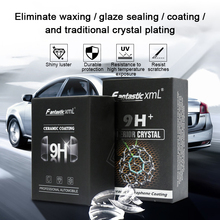 50ml Graphene Coating for Auto Paint 30ml Nano Ceramic Car Coating Products Wax Polishing Accessories for Care Detailing