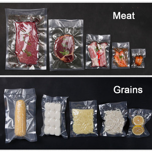 Image 5 - 100 sztuk do kuchni do jedzenia uszczelniacz próżniowy worek Sous Vide przechowywania żywności torby do pakowania próżniowego akcesoria kuchenne bpa free