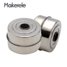 Float Magnetic Liquid-Level-Switch Plumbing Water-Flow-Sensor Stainless-Steel Ball Mk-38--26.5--9.5