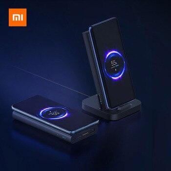 Power Bank de 10000 mAh con carga inalámbrica Xiaomi, 30W USB-C 1