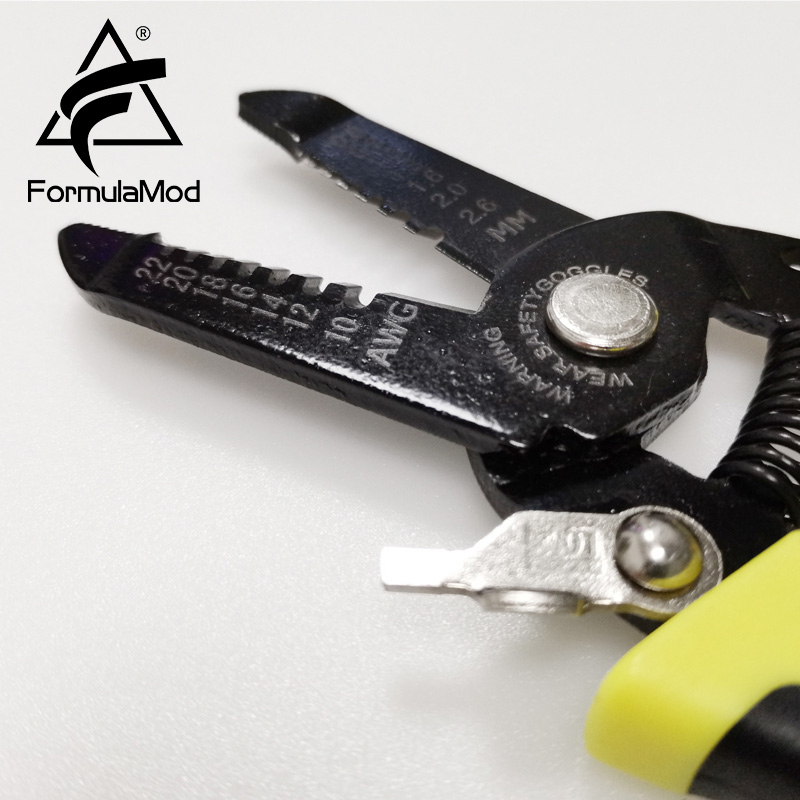 FormulaMod Fm-XQ, Cable Stripper Tool, 22-10 AWG Cutting Stripper Tool, For Split Cable Core And Skin, Easy To OperateFormulaMod Fm-XQ, Cable Stripper Tool, 22-10 AWG Cutting Stripper Tool, For Split Cable Core And Skin, Easy To OperateFormulaMod Fm-XQ,FormulaMod Cable Stripper Tool,22-10 AWG Cutting Stripper Tool