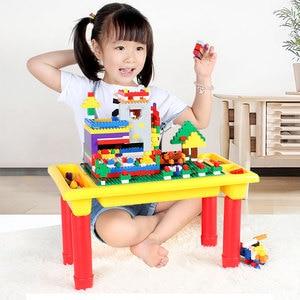Image 5 - 1000/500 PCS Bricks Designer Creative Classic Brick DIY Building Blocks Educational Toys Bulk Small Block