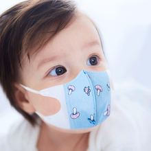 50pcs Disposable Masks For Kids Face Mouth Mask Respirator PM2.5 Suitable For N95 Kn95 Protective Masks Maschera Antipolvere