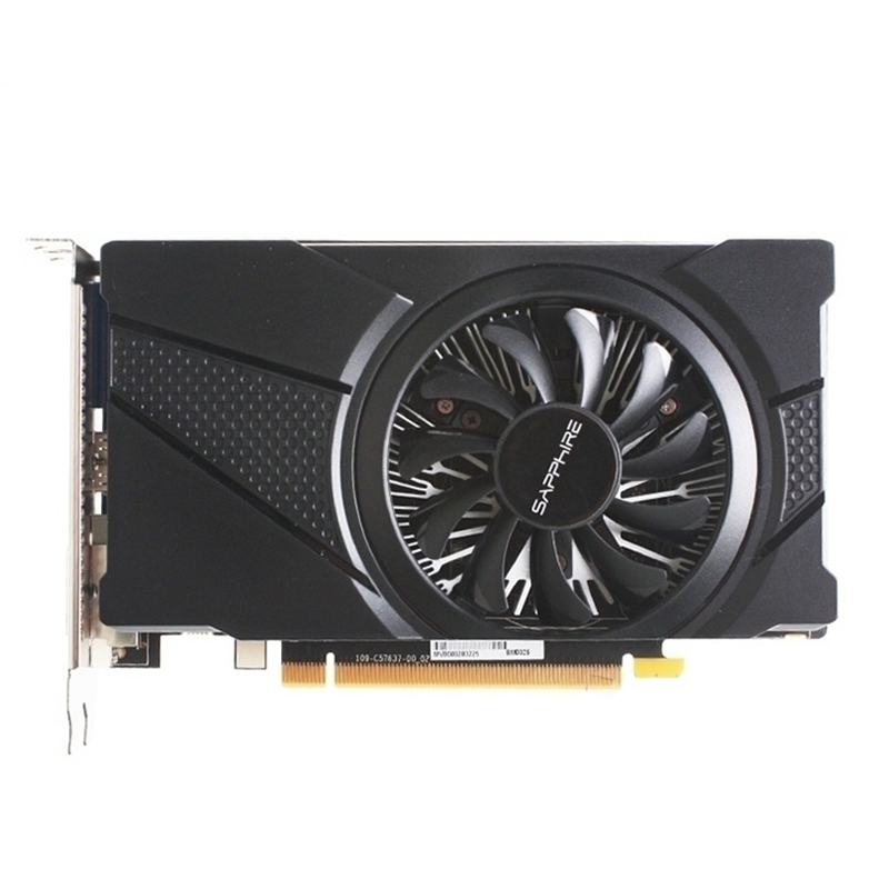 Видеокарта SAPPHIRE R7 240 1 Гб, графический процессор Radeon R7240 1 Гб, видеоэкран, компьютерная игра для AMD, видеокарта HDMI PCI-E-1