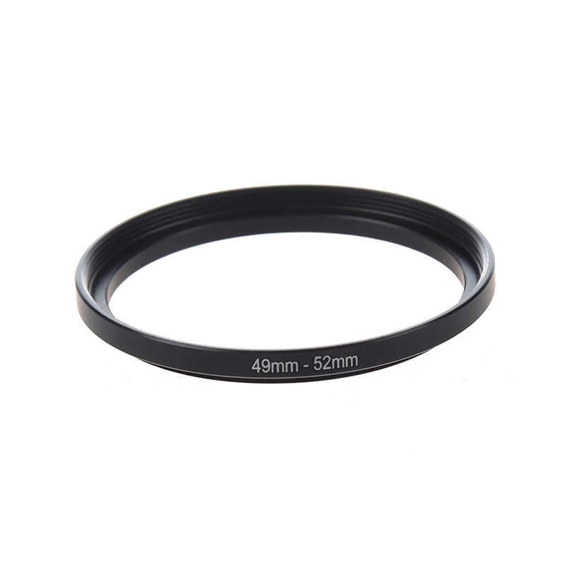 กล้องโลหะ 49mm-52mm Step Up FILTER Ring ADAPTER