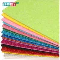 2mm x 20cm x 30cm Schwamm Glitters Schaum Papier Kraft Papier Gold Handwerk Papier Pulver Handgemachte Papier handwerk Decor DIY Karte Für Dekoration