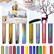 Glass Decal Sticker Craft Lettering-Film Xmas-Card Adhesive Permanent Vinyl Roll-Design