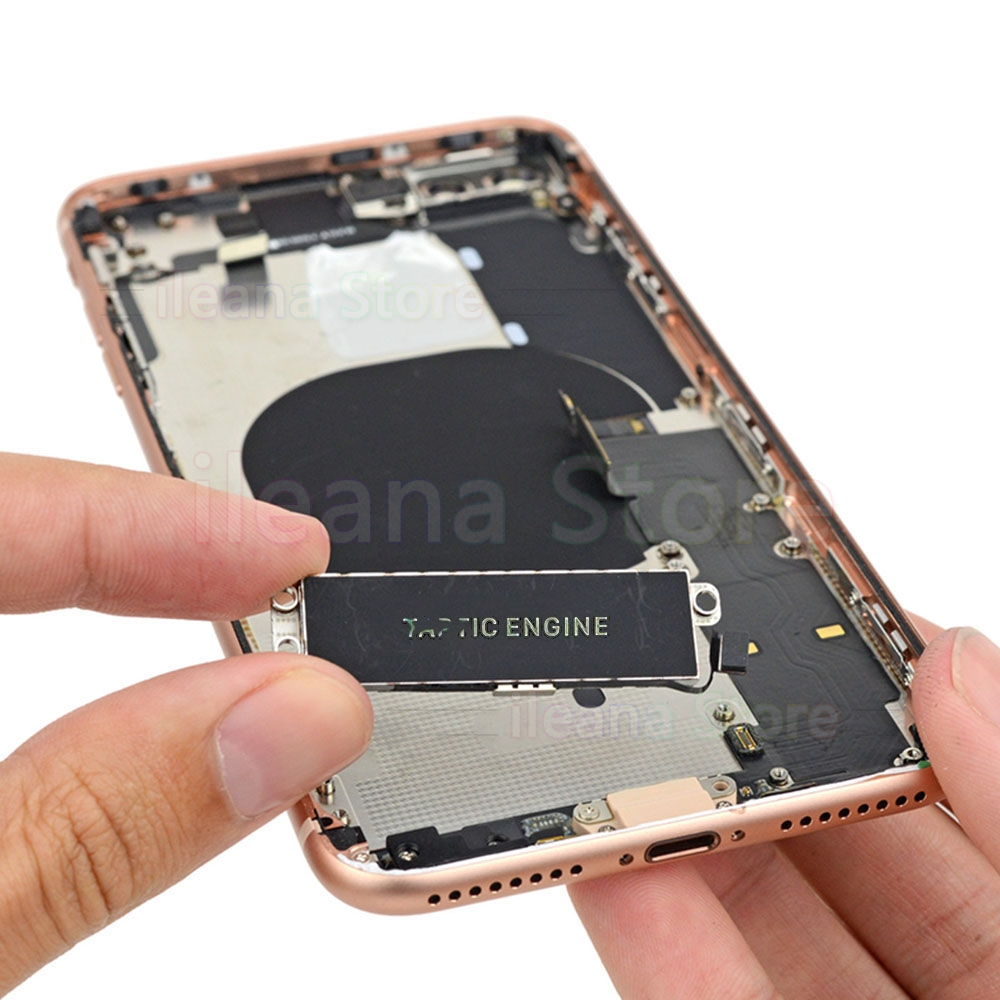 Original Motor Flex For IPhone 6 6s 7 8 Plus Motor Vibrator Flex Cable For IPhone X Xs Max XR Motor Flex Cable Replacement