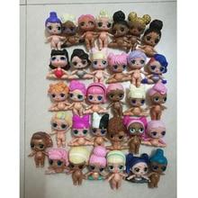 5/10 Pcs שונה סגנון יפה באיכות גבוהה מקורי LOLS בובות עירום פעולה איור בובות צעצוע בנות מתנות ליל כל הקדושים חג המולד
