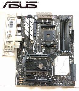 ASUS PRIME X370-PRO оригинальная материнская плата для AMD Socket AM4 DDR4 64GB HDMI boards M.2 SATA3 настольная материнская плата