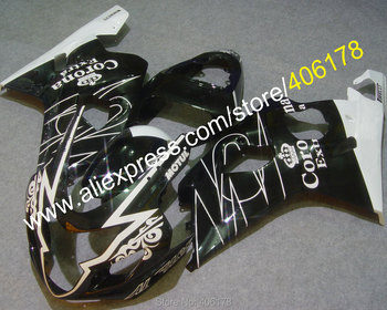 For fairings kit K4 2004 2005 GSXR 600 GSXR 750 04 05 Corona Extra Motorcycle Fairing Kit (Injection molding)