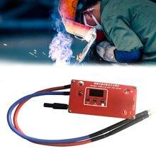 Мини сварочный аппарат портативный транзистор 18650 литиевый