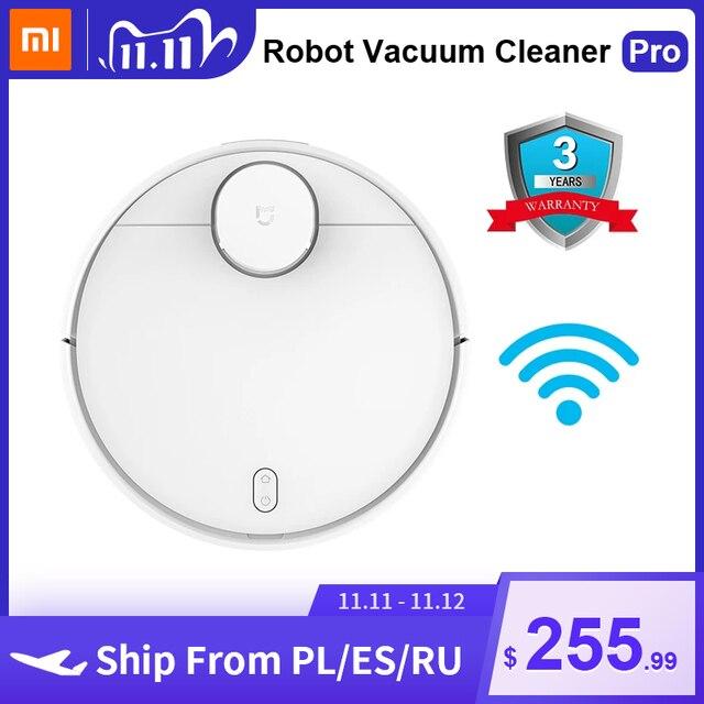 Xiaomi miロボット掃除機プロ家庭用mijiaダスト蒸気滅菌自動掃除充電スマート計画wifi appリモコン