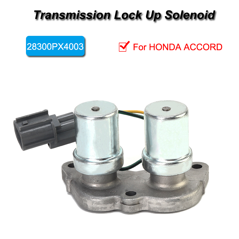 1 Pcs 28300-PX4-003 Transmission Shift Control Lock Up Solenoid  Valve For HONDA ACCORD