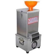 220V cena fabryczna zaawansowana konstrukcja elektryczna obieraczka do czosnku urządzenie do obierania czosnku cena niska tanie tanio XTMAU 180W CN (pochodzenie) STAINLESS STEEL JC-003 25kg h 22*21*51CM 8 5KG