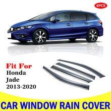 Для honda jade 2013 2020 оконный козырек автомобильный дождевой