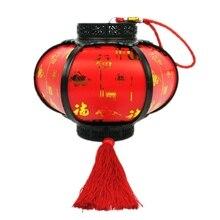 Бытовой китайский Новый год китайский стиль светодиодный световой детский 27 лет портативный фонарь украшение настенный световой фонарь