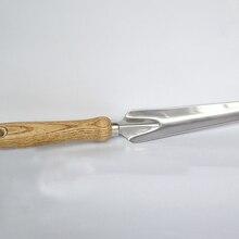 Ручной инструмент для прополки и посадки садового ножа ручной прополка шпатель