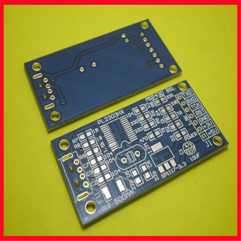 Flash upgrade module STC program downloader MSP430 BSL downloader empty board USB to TTL image