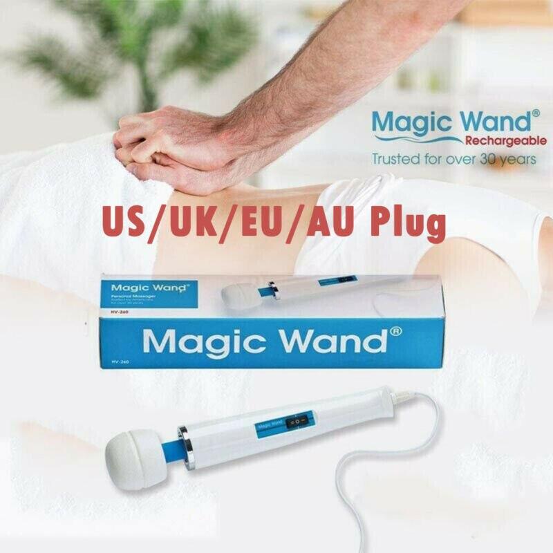 Magic Wand Hitachi Motor Personal Massager HV260 Full Body