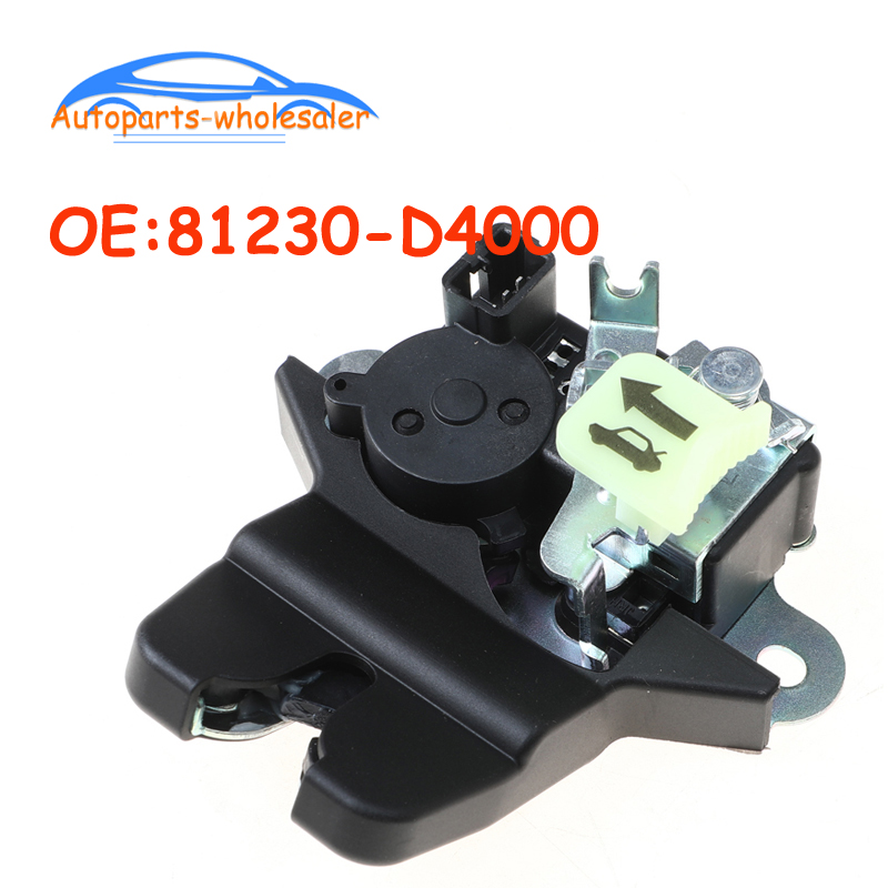 Car Accessories For Kia Optima (2015~2019) Rear Trunk Lock Actuator 81230-D4000 81230D4000