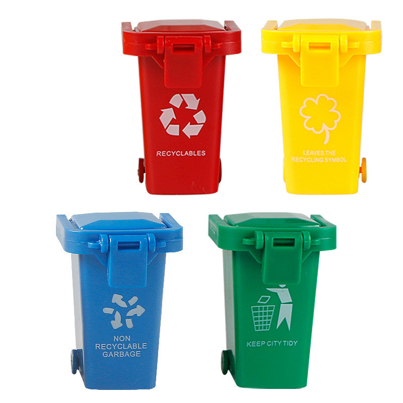 Children's Garbage Classification Trash Can Toys Educational Toys Kindergarten Learning Props