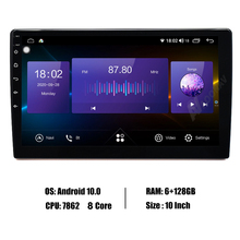 Multimedia-Player Car-Android-Radio Car-Stereo Universal Autoaudio-Head-Unit 2din 6 CPU