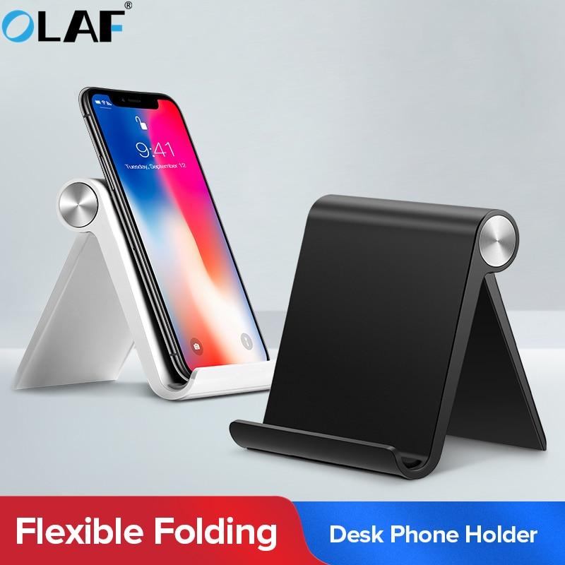 Олаф держатель для телефона, подставка для мобильного телефона, подставка для планшета, для iPhone, настольная подставка для мобильного телефо...