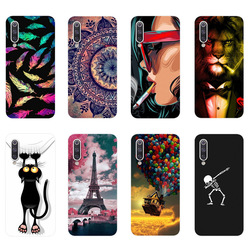 На Алиэкспресс купить чехол для смартфона cute unicorn phone case for xiaomi mi cc9 pro silicone soft tpu back cover for xiaomi mi cc9e case