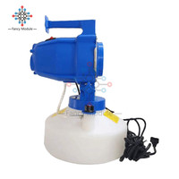 Portable 4L Electric ULV Cold Fogger Virus Disinfection Atomizer Sprayer Disinfection Aerosol Atomizer 220V 1000W for Home Car