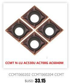 snmt 1205 inserções de carboneto torno cortador