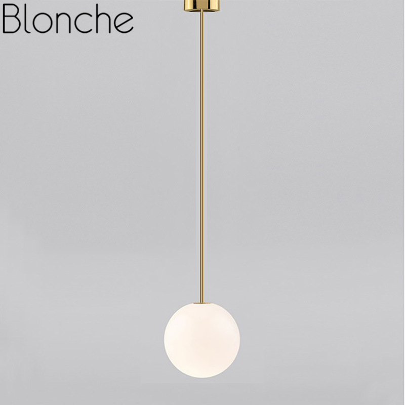 Modern Wall Lamp Nordic Wall Sconce Light Minimalism Line Glass Ball Fixtures For Living Room Bedroom Loft Home Decor Lighting