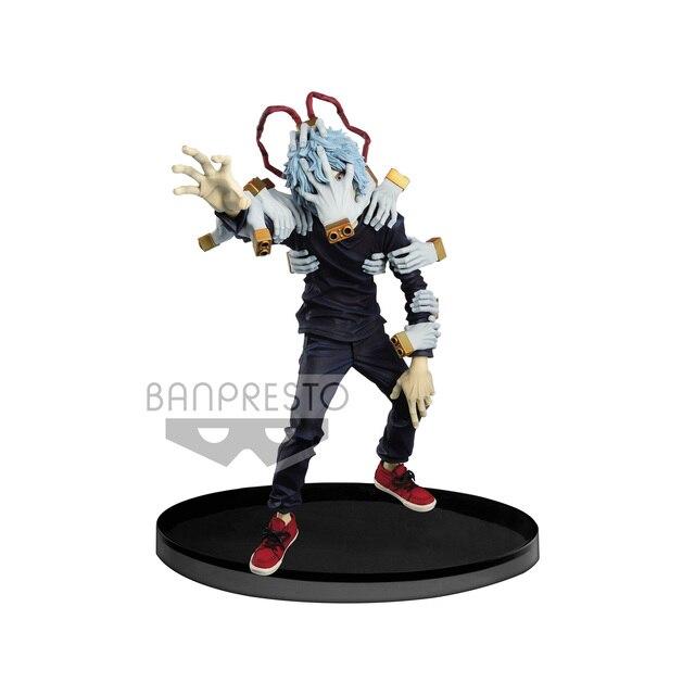 Tronzo figurine Banpresto My Hero Academia, graphique colisée Vol.4 Shigaraki Tomura, figurine en PVC, jouet modèle