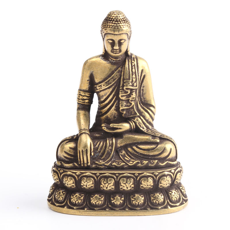 PRZY Mini Buddha Soap Molds 3D Buddha's Candle Mold Silicone Gypsum Chocolate Candle Cake Mold Clay Resin Moulds