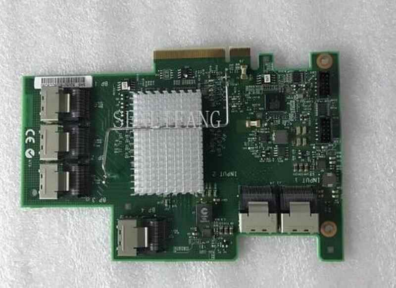 Original 46M0997 69Y0650 60Y0309 for X3650M3 ServeRAID Expansion Adapter SAS/SATA Controller Refurbished Working