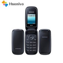 100% Original Unlocked Samsung Flip E1272 phone Dual Sim Car