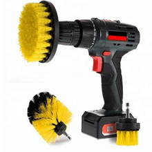 Tile-Tool Rigid-Bit-Pad Cleaning-Brush Set-Of-Drill Round-Head Strong-Scrubber Bathroom