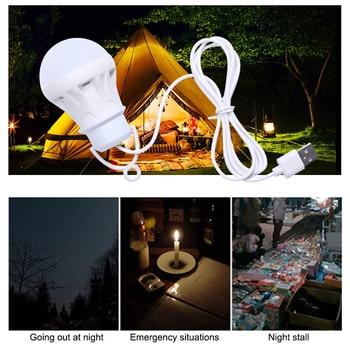 Lantern Camping Light Power Bank Tent Camping Lamp Strong Bightness LED Bulb Portable Lantern Tent Lantern Camping Hiking 2