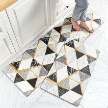 Современный кухонный коврик коврики для дома напольные из ПВХ
