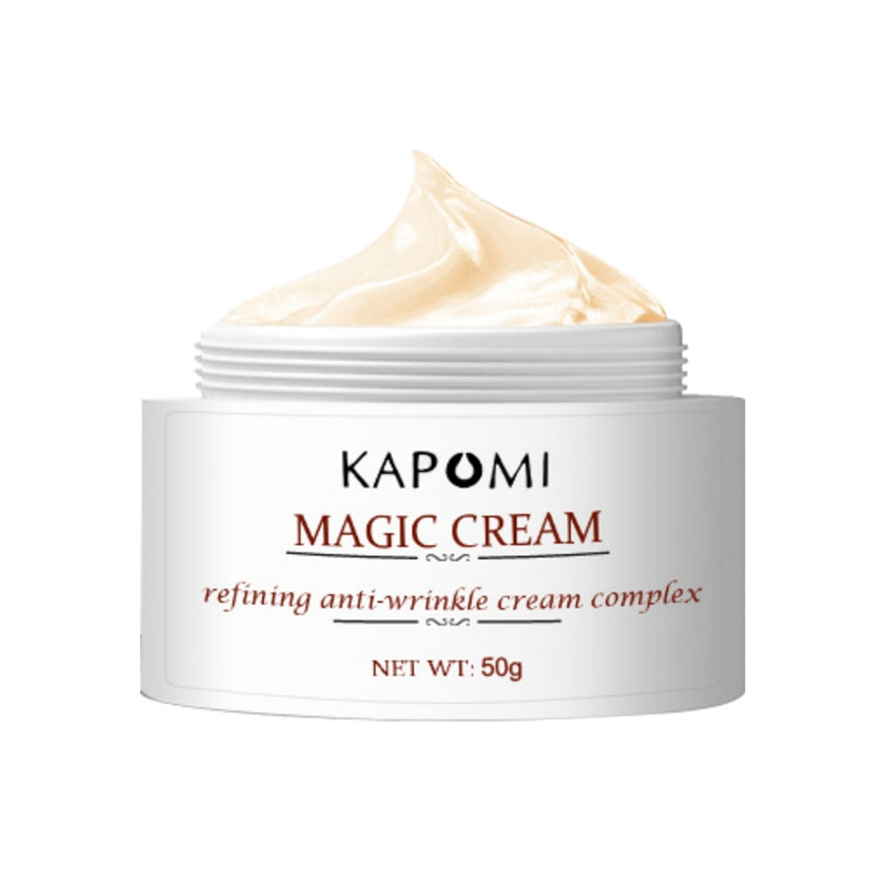 50ml Anti Aging Dry Moisturizing Lifting Hyaluronic Firming Cream Day Night Facial Skin Cream Magic Anti Wrinkle Face Cream image