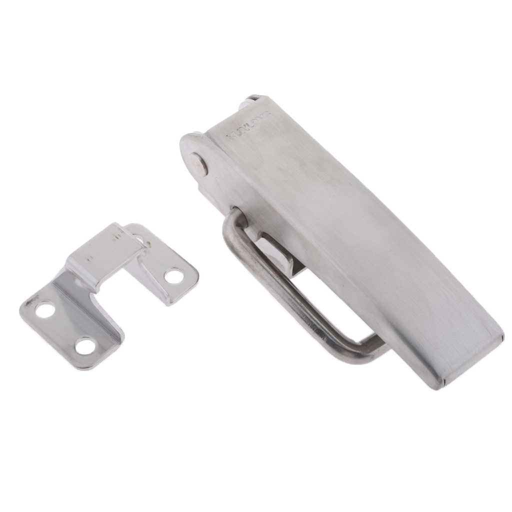 304 Stainless Steel Marine Boat Box Cabinet Locker Latch Fastener Type 3