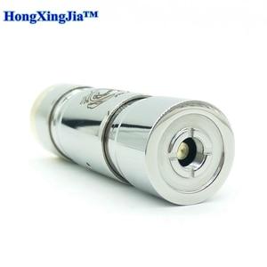 Image 1 - Vape Mechanical mod 22MM diameter 510 Thread Mod Fit 18650/18500/18490 Battery Vape pens mod Kits HXJ Original vape band